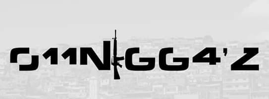 """Projeto 011 Nigg4'z """"Somos Gueto"""""""