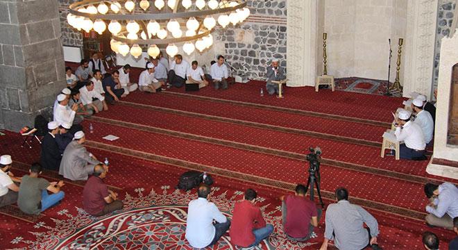 Diyarbakır'da Kur'an'ı Kerim'i güzel okuma yarışması bölge finali yapıldı