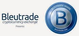 bleutrade share