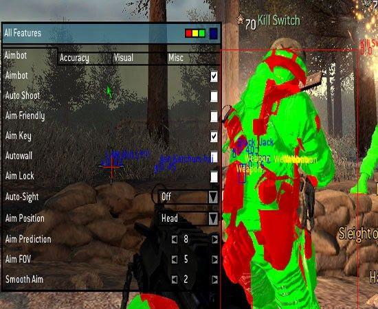Call of Duty Modern Warfare 2 Cheats Scripts