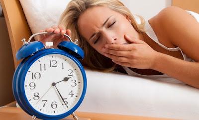 17 Gejala Akibat Kurang Tidur Bagi Kesehatan