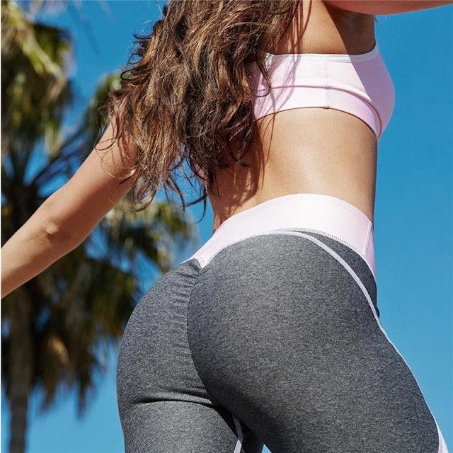 Women's Quick-Dry Breathable Fitness Leggings