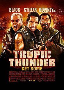 Sinopsis Film Tropic Thunder