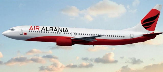 Air Albania launches its first flight this Saturday