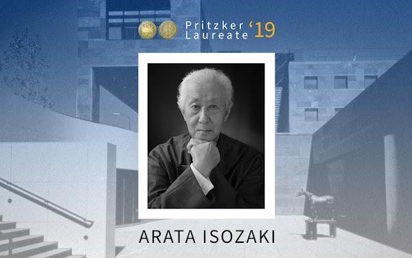 Arata Isozaki nommée lauréate du prix Pritzker 2019