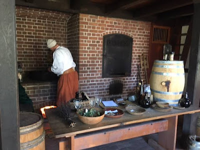 Historic brewing methods demonstrated at Pennsbury Manor