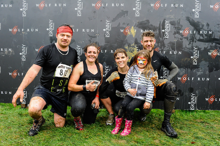 Spring Wolf Run review - Pippingford Park, East Sussex - Tess Agnew fitness blogger