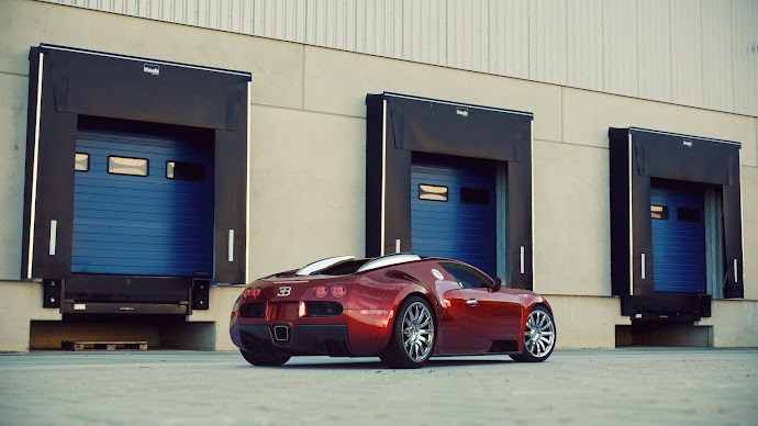 Wallpaper: Burgundy Bugatti Veyron 2014