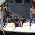 TNI Angkatan Laut Tangkap Penyeludup Belangkas