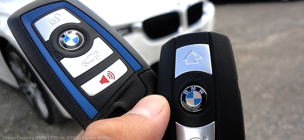 What To Do With This Gigantic Fob Bmw