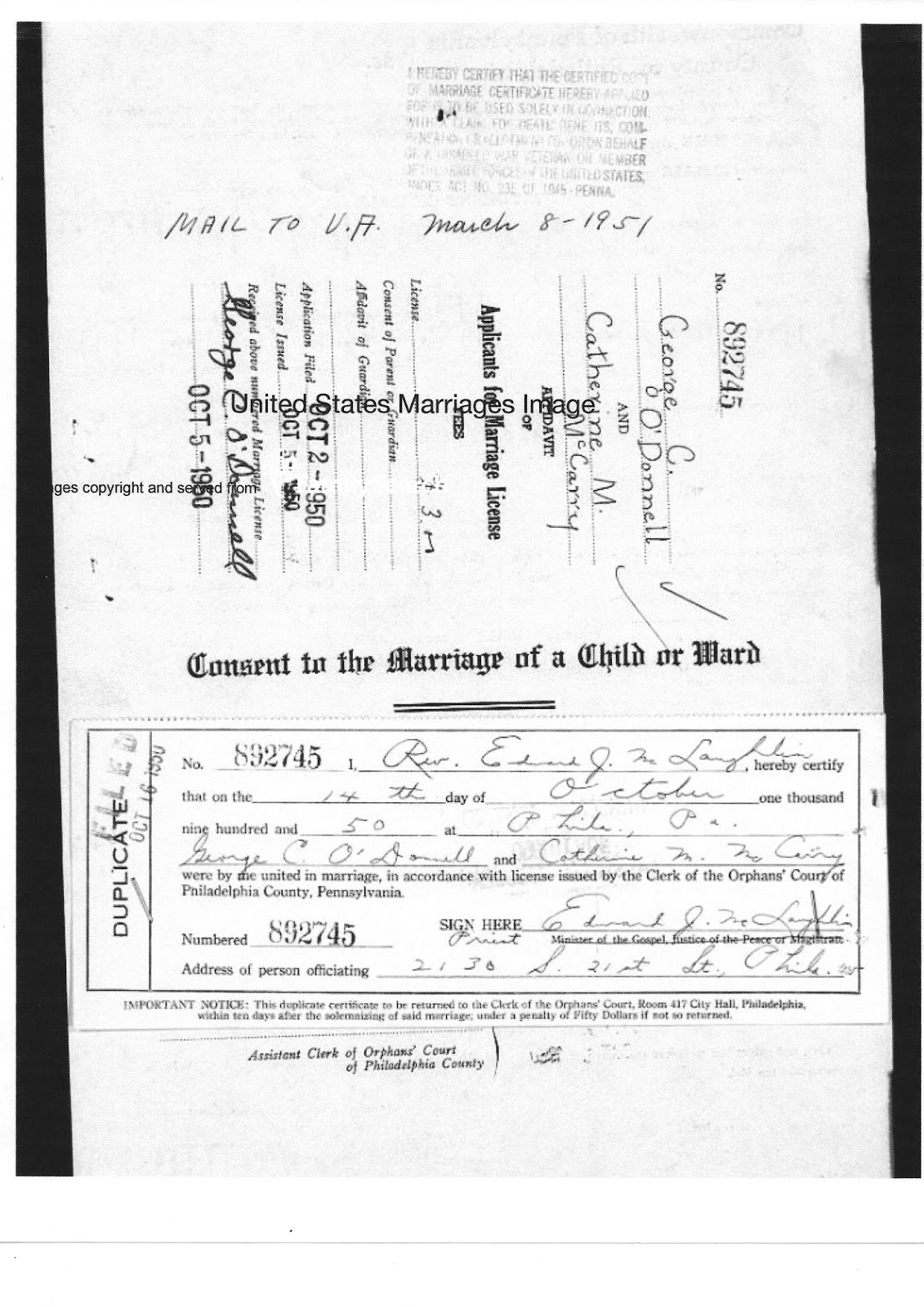 Touching Family History Marriage Licenses In Find My Past