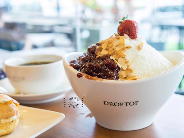 Cafe Droptop @ Maritime Piazza, Sungai Pinang, Penang