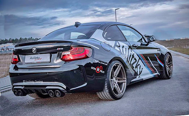 BMW M2 Coupe Gets Tuner`s Impressive Power Boost