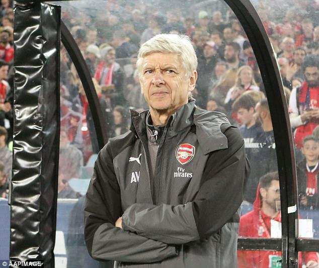 Arsene Wenger afunguka kuhusu Kylian Mbape