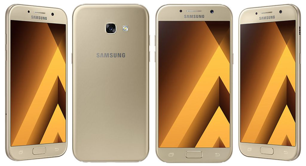 Samsung Galaxy A5 (2017)with Specifications