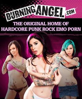 burningangel three hot models of the month