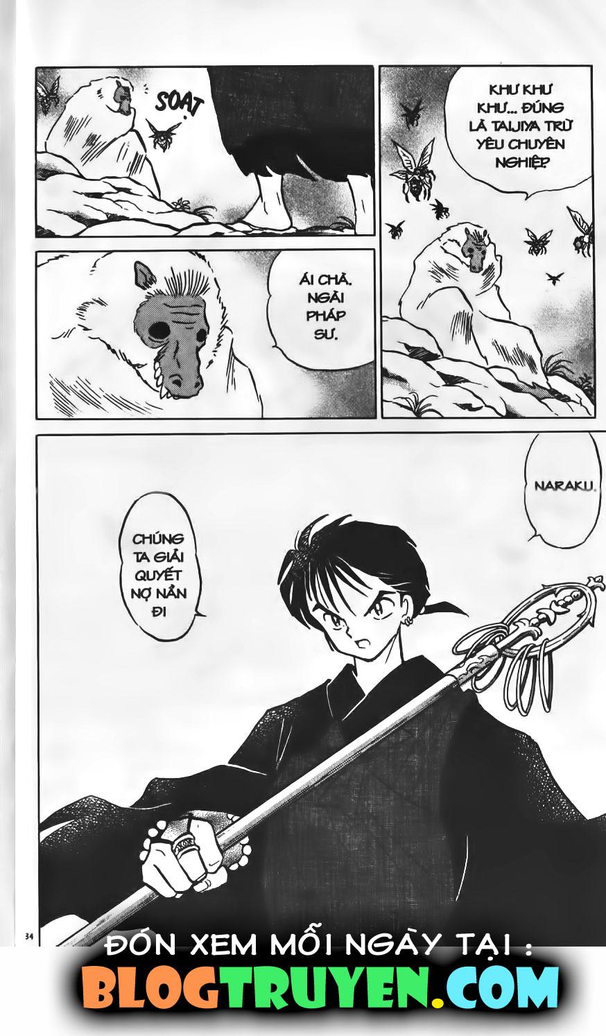 Inuyasha vol 10.2 trang 13