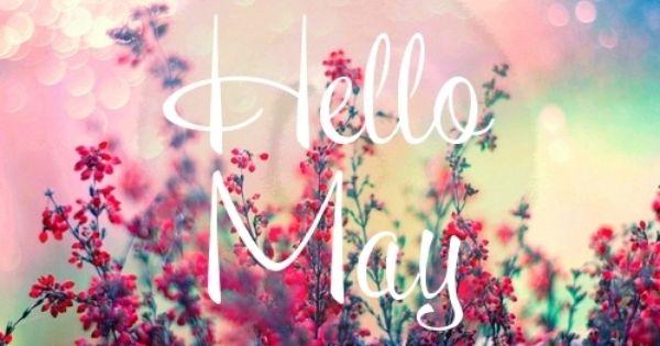 Hello May (!), czyli co przeczytałam i co obejrzałam..