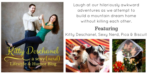 Kitty Deschanel: A Sexy (Nerd) Lifestyle and Humor Blog