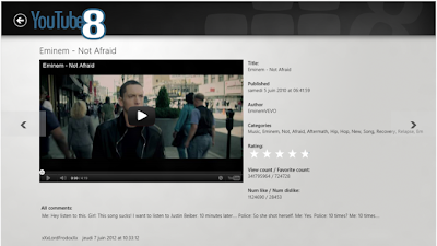 Best Windows 8 apps for youtube