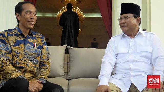 Benarkah...!!! Ada Keinginan Masyarakat Duetkan Jokowi - Prabowo