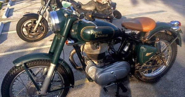 RoyalEnfields.com: Royal Enfield Bullet a great bike for ...
