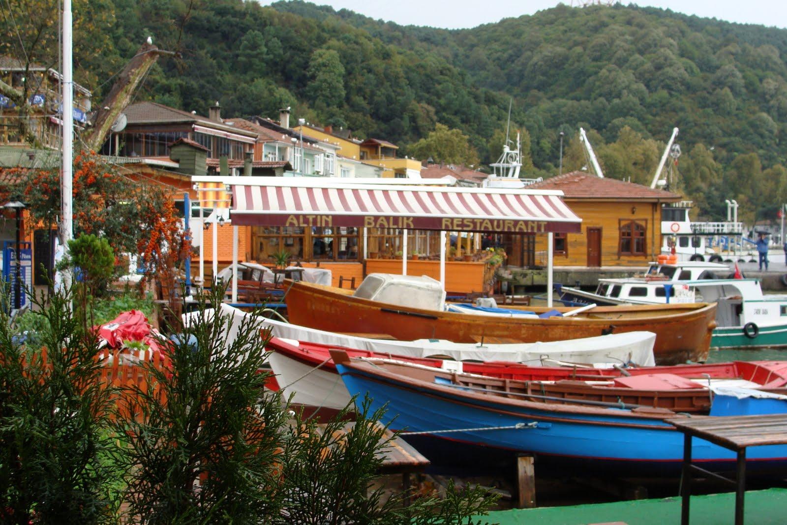 Anadolu Kavagi, Bósforo, Turquía