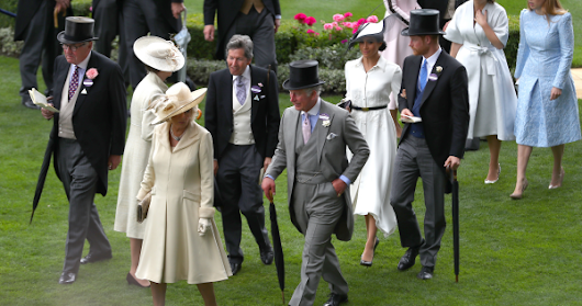 Royal Ascot Jewels 2018 (Day 1)