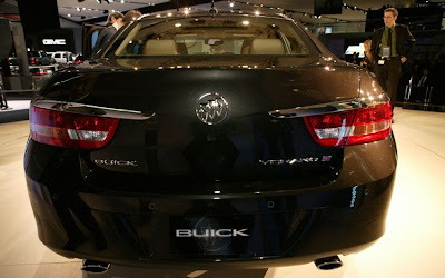 2013 Buick Verano Review Price Exterior Interior Car To Ride