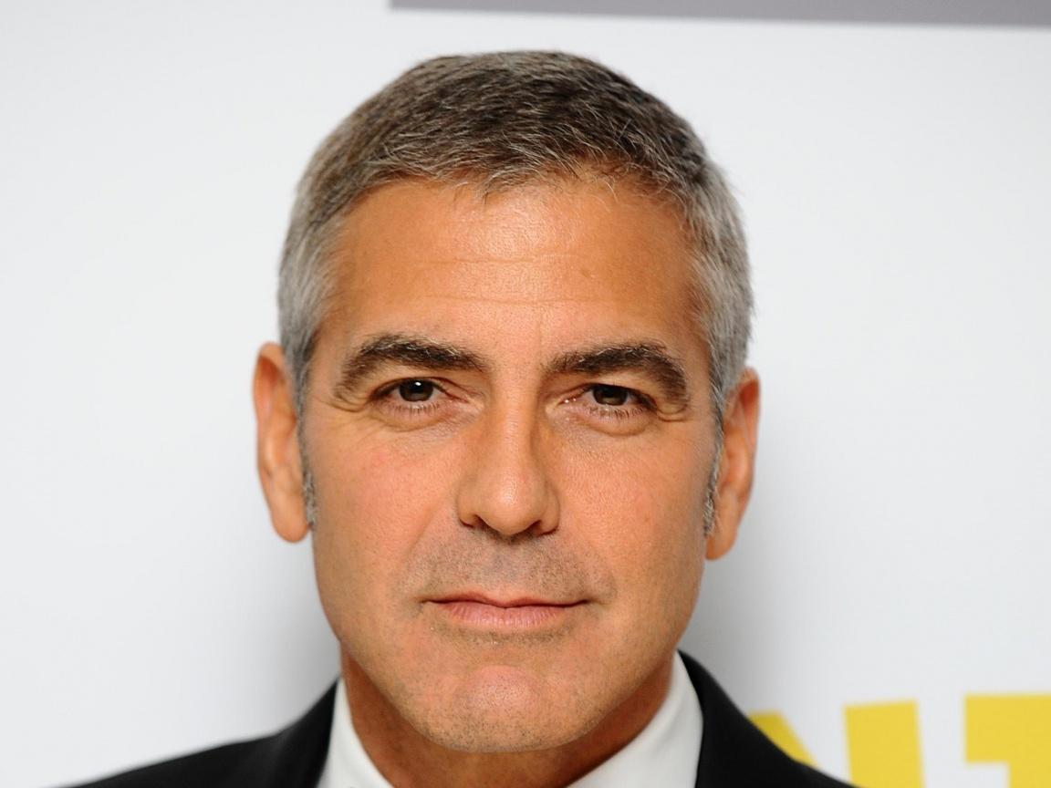 32 Handsome George Clooneys Hairstyles Hairstylo