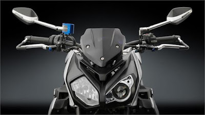 BMW S 1000 R front shot Hd Images