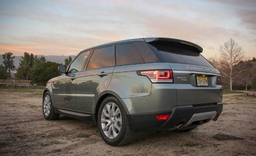 Range Rover Sport TD6 Type