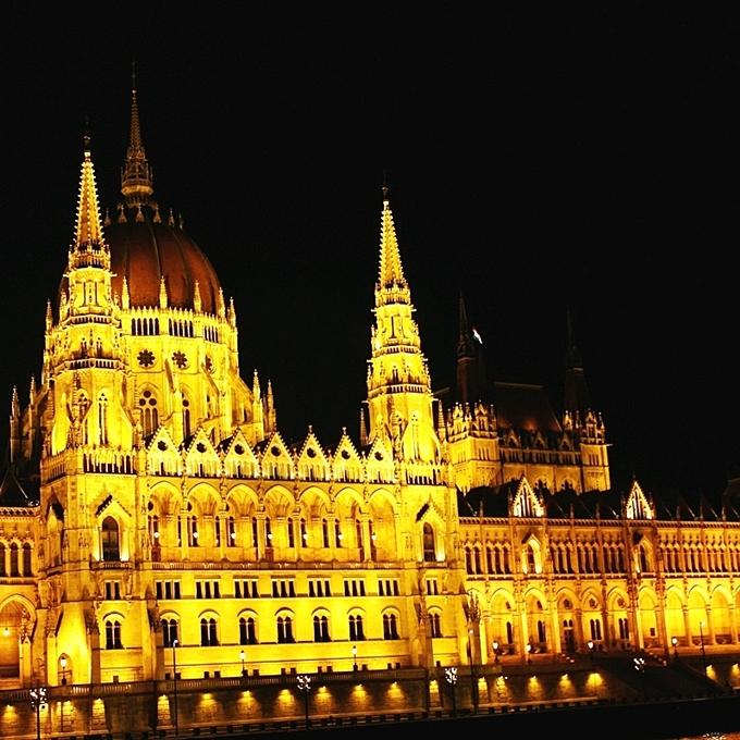Krstarenje Dunavom u Budimpesti