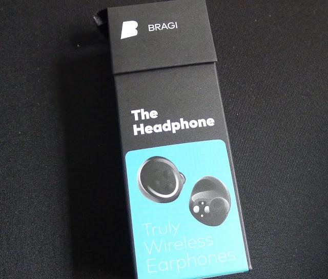Bragi The Headphone packaging