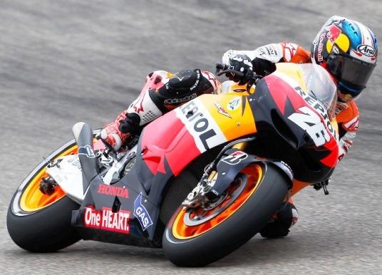 Hasil Balap Juara MotoGP Sepang Malaysia 2012
