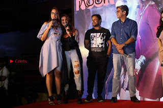 Actress Sonakshi Sinha at the Song Launch of Film Noor  0062.JPG