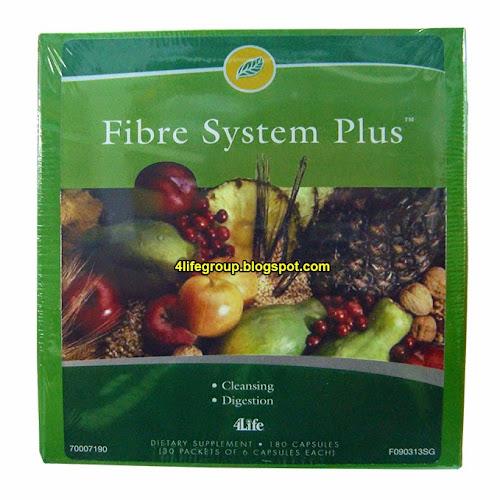 foto 4Life Fibre System Plus