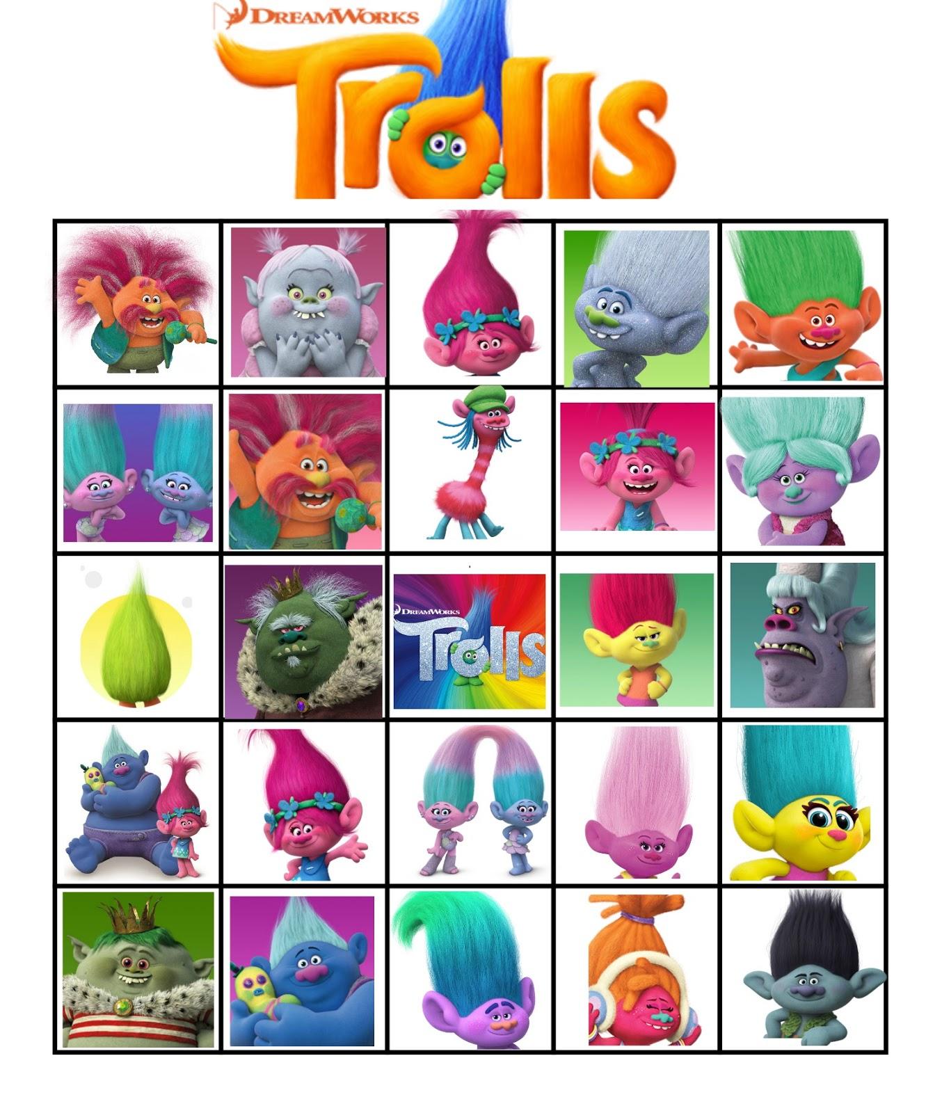 trolls games
