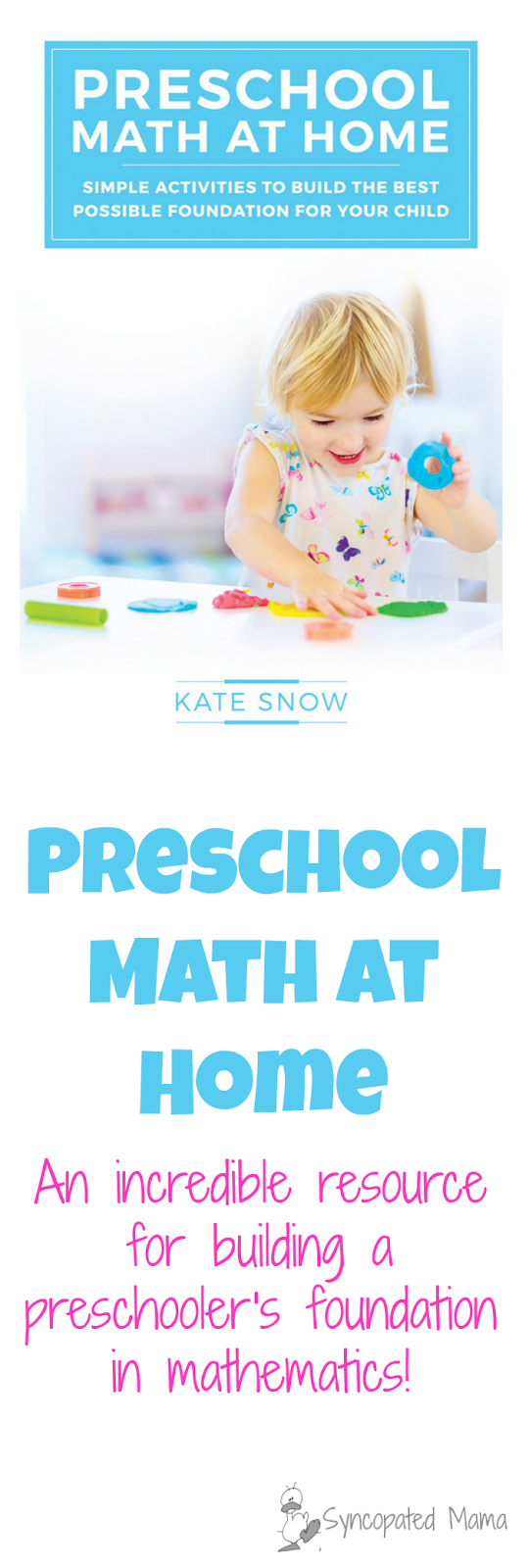 Syncopated Mama: Preschool Math at Home by Kate Snow