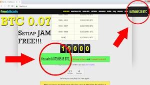 1000 Roll Script Freebitco.in Terbaru Juli 2017 - 0.07 BTC Per Jam (FAKE)