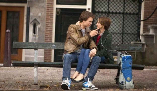 film barat romantis the fault in our stars