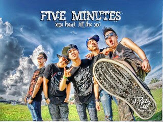 Five Minutes - Pujaan Hati ( Karaoke )