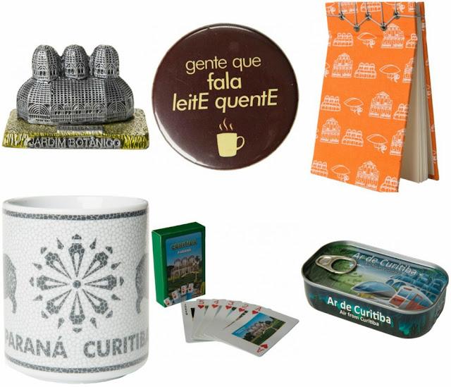 Onde comprar souvenirs de/em Curitiba? Leve Curitiba
