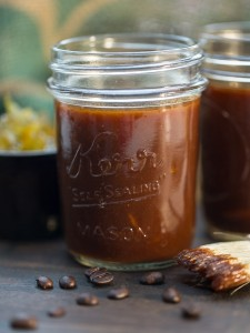 coffee barbecue sauce, coffee marinade, coffee main dish ideas