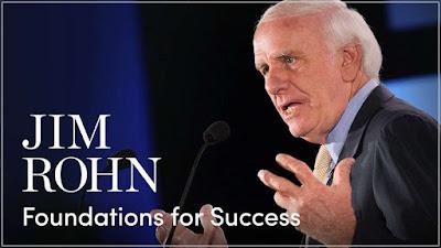 Motivasi Sukses dari Jim Rohn