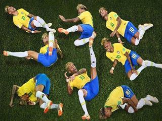 Sósias do Neymar são encontrados mortos após tentativa coletiva de chupar o próprio pau