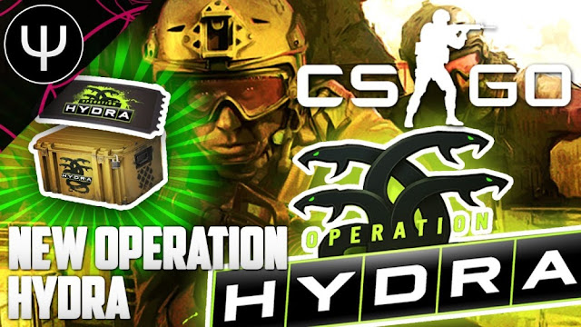counter strike Hydra Events