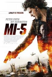 MI-5 – Dublado (2015)