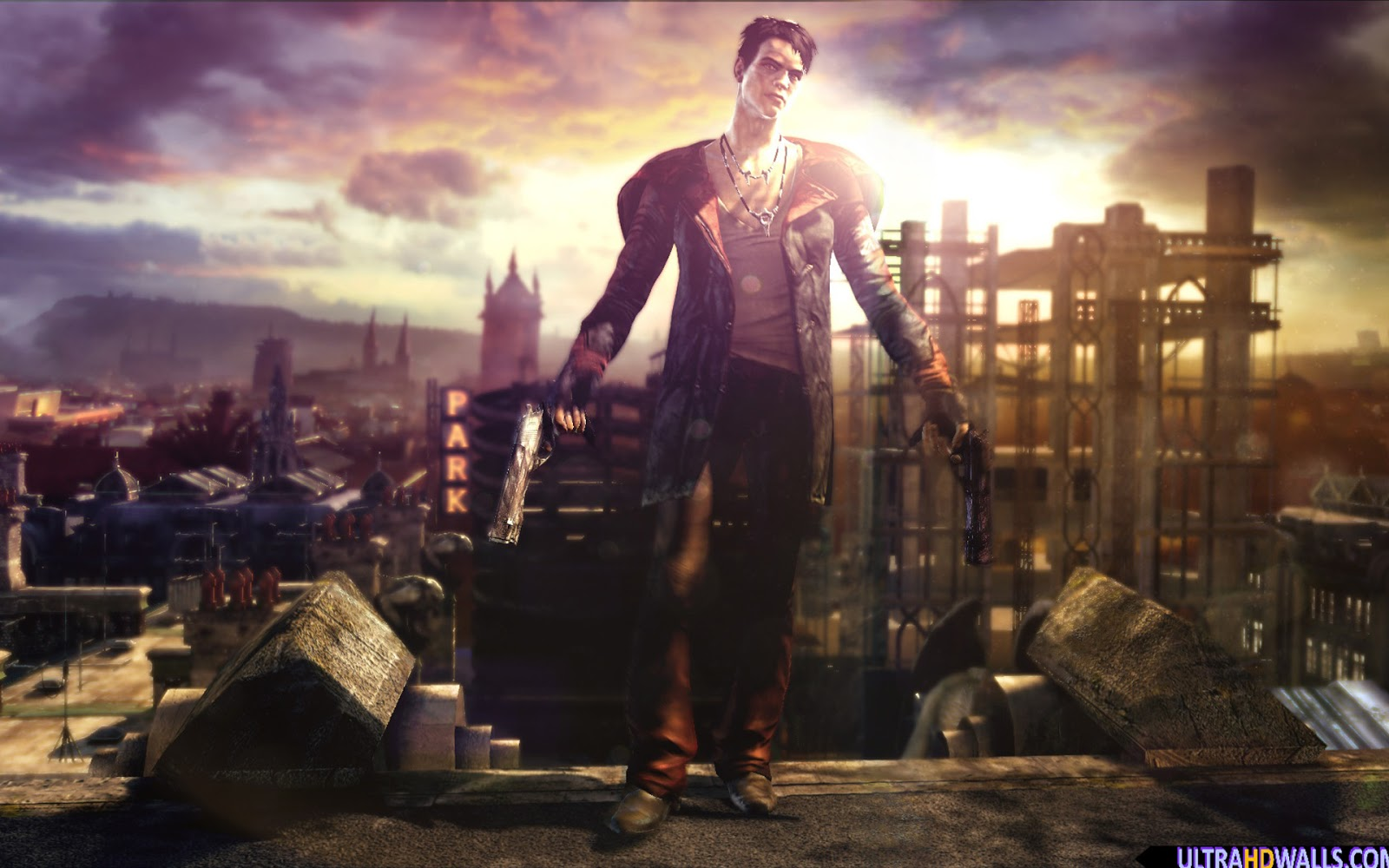 devil may cry - game hd wallpapers collection