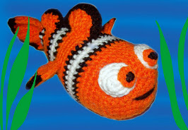 Amigurumi Crochet Pattern Clownfish - Pattern Presentation - YouTube | 184x266